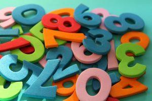 Juegos de matemáticas mesa