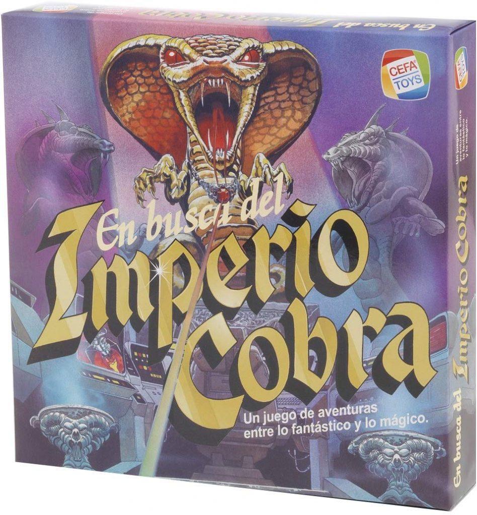 En busca del Imperio Cobra por CEFA