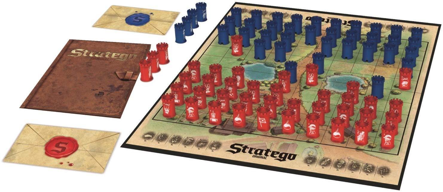 Stratego clásico  juego de la estrategia