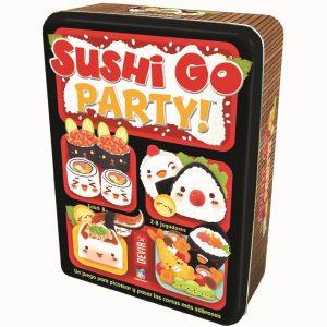 sushi go juego de mesa