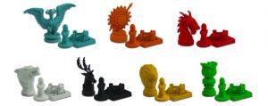 Risk  juego de mesa de juego de tronos