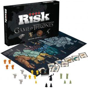 risk en juego de tronos